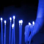 candlesblue