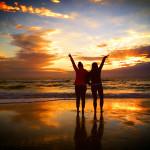 """Sunset Joy"" by (c) Bob Fisher"