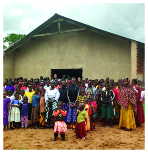 Church in Tanzania ELCA