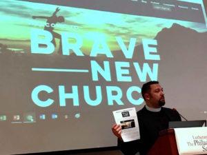 Pastor Bradley Burke
