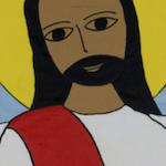 Salvadoran Cross Detail