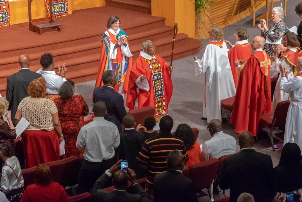 Bishops Eaton and Davenport