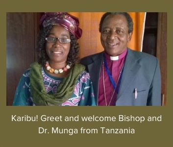Greet our Tanzanian Partners