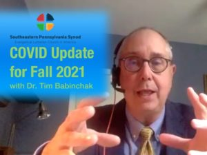 COVID Update for Fall 2021